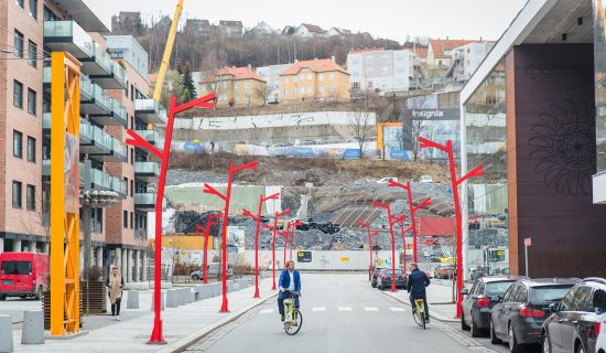 Oslo VIP bikers